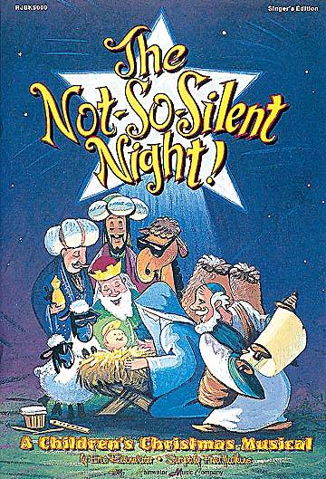 Not So Silent Night Singer Book