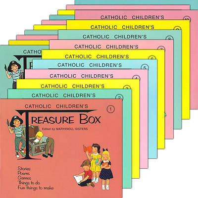 Treasure Box Set Books 1 - 20