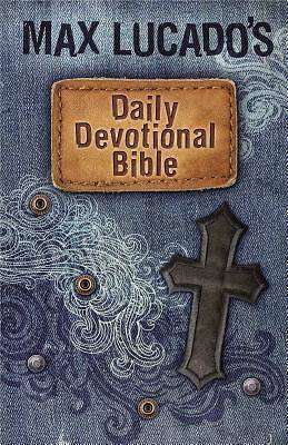 Max Lucados Childrens Daily Devotional Bible, ICB