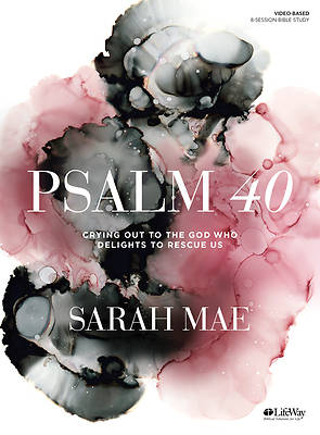 Picture of Psalm 40 - Bible Study Book