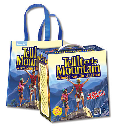 Concordia Vacation Bible School 2013 Tell It on the Mountain Starter Kit