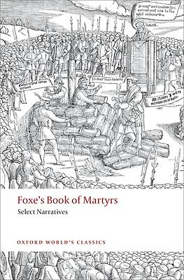 Picture of Foxe's Book of Martyrs