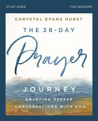 Picture of The 28-Day Prayer Journey Study Guide