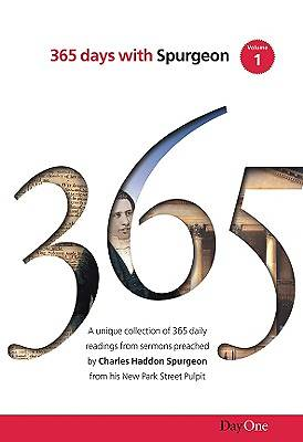 365 Days with Spurgeon (Hb)
