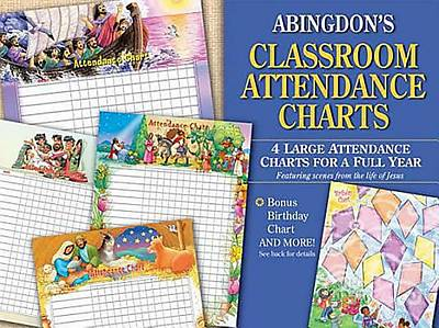 Abingdons Classroom Attendance Charts