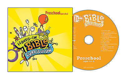 Picture of Hands-On Bible Curriculum Preschool CD Fall 2015