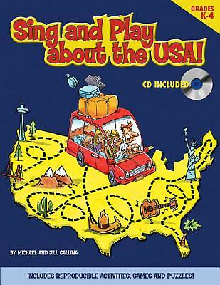 Sing and Play about the USA! With CD (Audio)