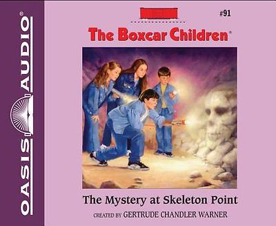 The Mystery at Skeleton Point (Library Edition)