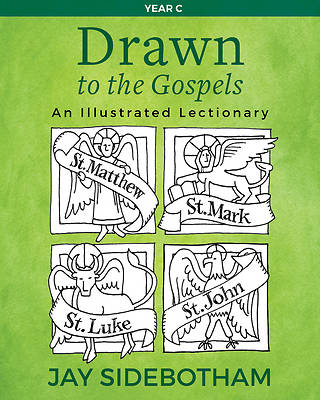 Picture of Drawn to the Gospels - eBook [ePub]