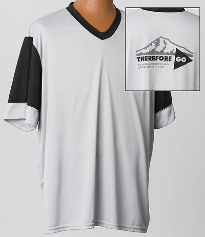 General Conference 2016 Soccer Jersey - XLarge