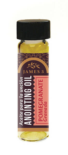 James 5 Pomegranate Anointing Oil - 1/4 oz.