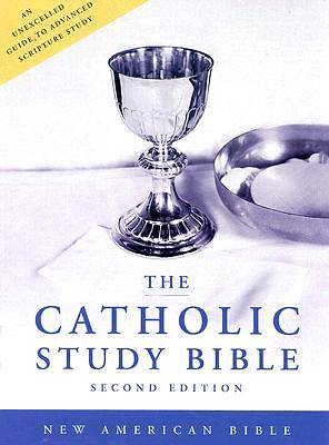 Picture of The Catholic Study New American Bible Second Edition
