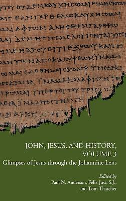 Picture of John, Jesus, and History, Volume 3