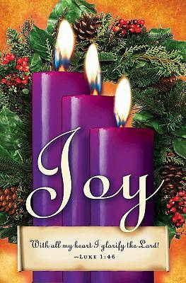 Advent Sunday 3 Purple Bulletin (Pkg of 50)
