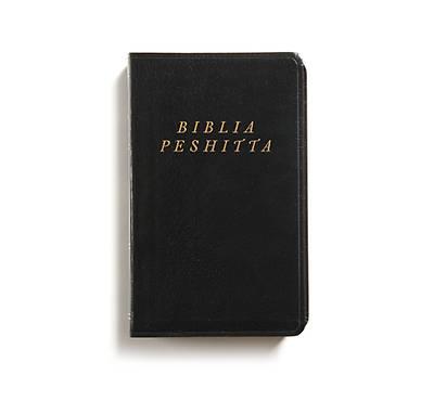 Picture of Biblia Peshitta, Negro Imitacion Piel