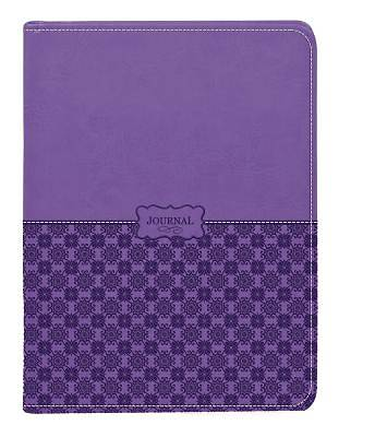 Purple Luxleather Journal