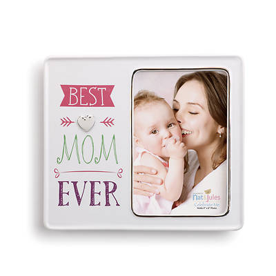 Picture of Best Mom Ever Photo Frame