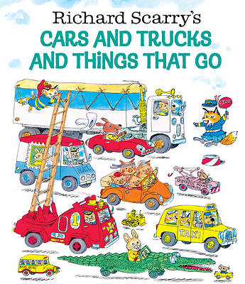 Picture of Richard Scarry's Cars and Trucks and Things That Go