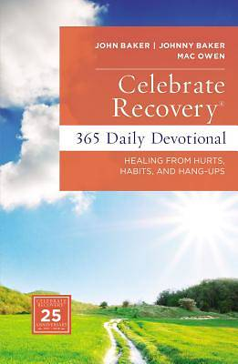 Picture of Celebrate Recovery Daily Devotional