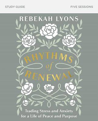 Picture of Rhythms of Renewal Study Guide