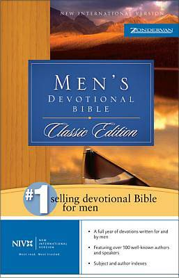 Mens Devotional New International Version Bible