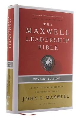 Picture of Nkjv, Maxwell Leadership Bible, Third Edition, Compact, Hardcover, Comfort Print