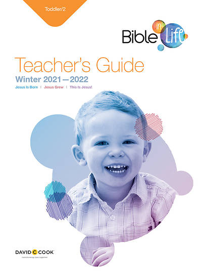 Bible-in-Life Toddler 2 Teachers Guide Winter