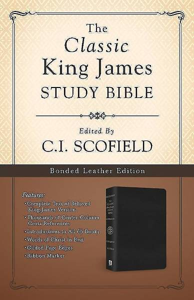 The Classic King James Study Bible