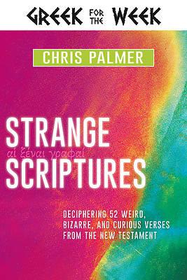 Picture of Strange Scriptures