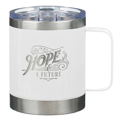 Picture of Stainless Steel Mug Hope & a Future Jeremiah 29