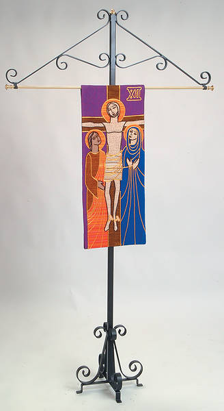 Picture of Koleys K4045 Banner Stand