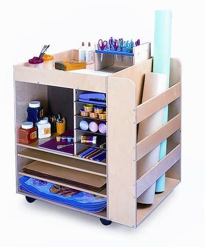 Picture of Art Supply Unit