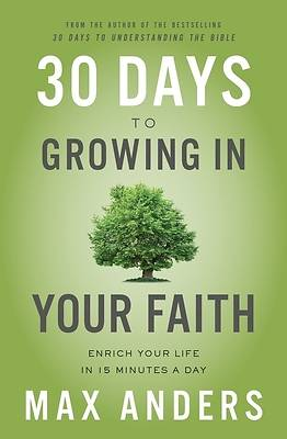 Picture of 30 Days to Growing in Your Faith