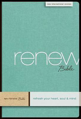 New International Version Renew Bible