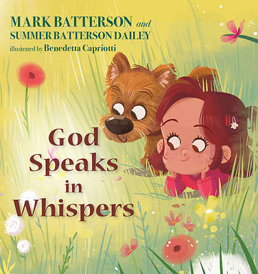 Picture of God Speaks in Whispers