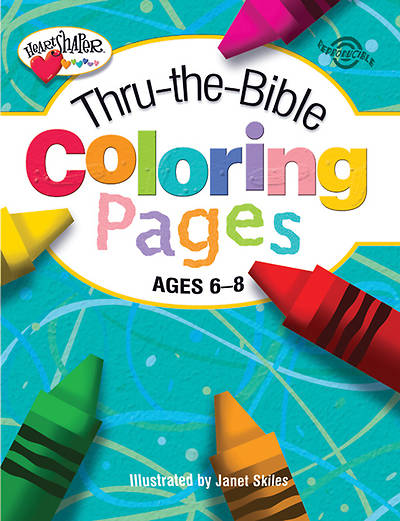 Picture of Thru-The-Bible Coloring Pages