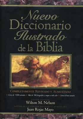 Picture of Nuevo Diccionario Ilustrado de La Biblia