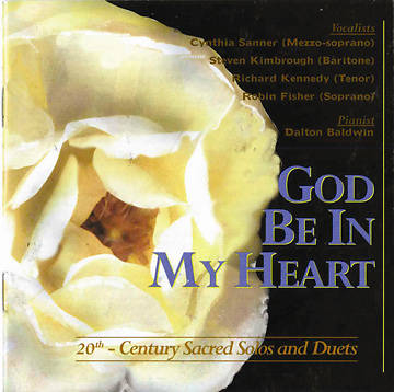 God Be in My Heart CD