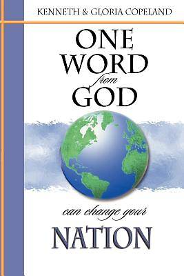 Picture of One Word from God Can Change Your Nation
