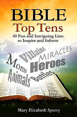 Picture of Bible Top Tens