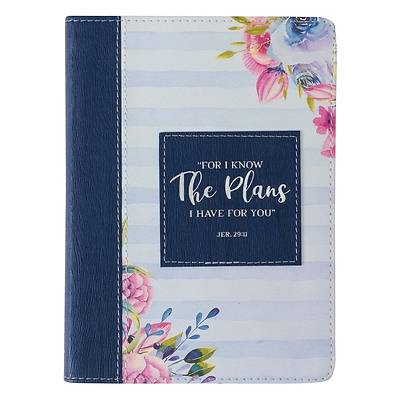 Picture of Journal I Know the Plans Stripe Jer. 29