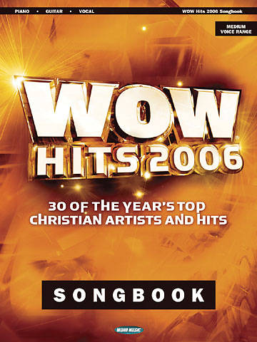 WOW Hits 2006 Songbook