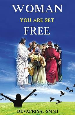 Picture of Woman you are Set Free