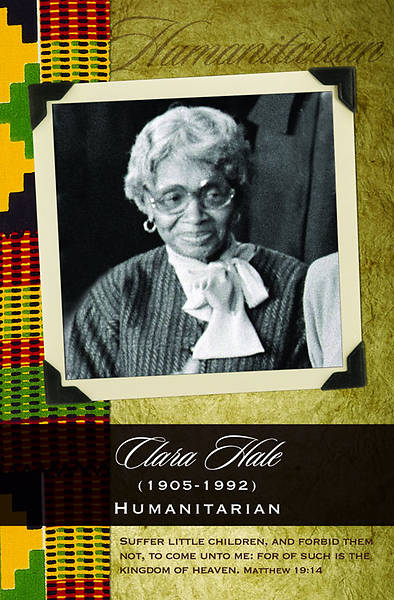 Black History/Clara Hale Bulletin, Regular (Package of 100)