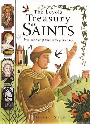 Picture of The Loyola Treasury of Saints