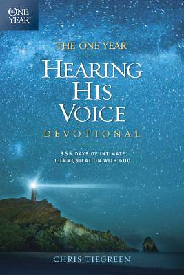 Picture of The One Year Hearing His Voice Devotional
