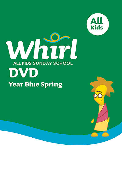 Picture of Whirl All Kids DVD Year Blue Spring