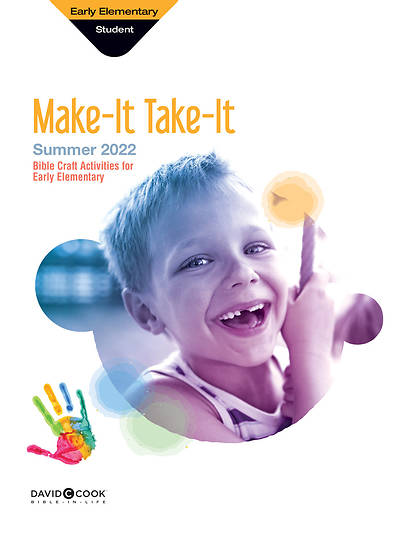 Bible-In-Life Early Elementary Make It Take It Summer