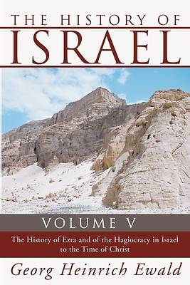 Picture of The History of Israel, Volume 5
