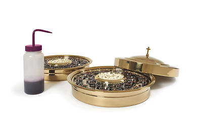 RemembranceWare Communion Starter Kit - Brass Set